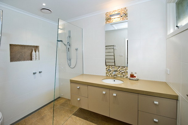 Modern Bathroom Cabinet Inspiration (Image 5 of 5)