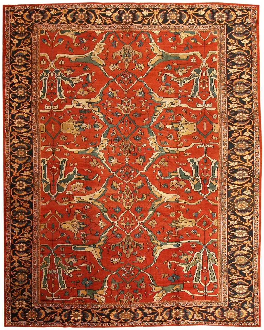 Oriental Rug Sample (Image 15 of 24)