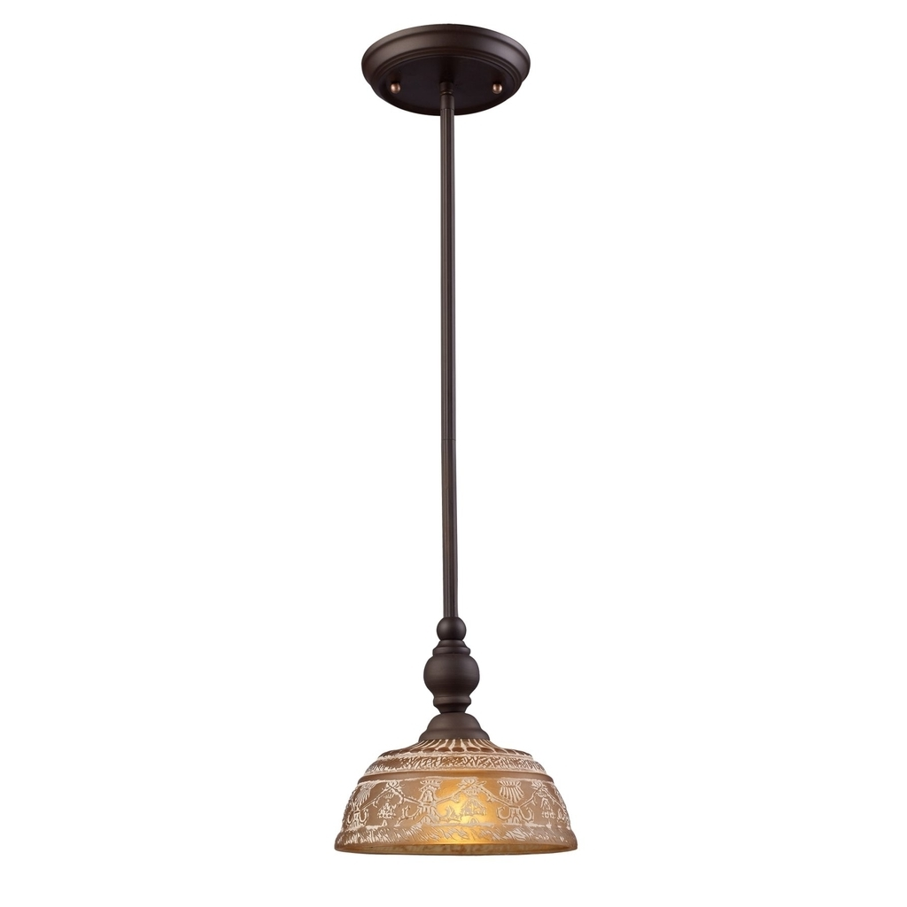 Pendant Lighting Sample (Image 10 of 10)