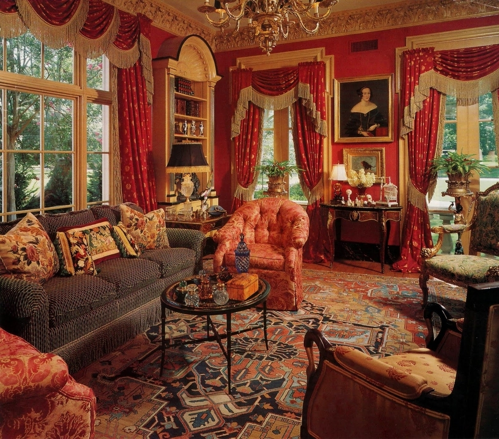 The Way To Differentiate Oriental And Persian Rugs 110