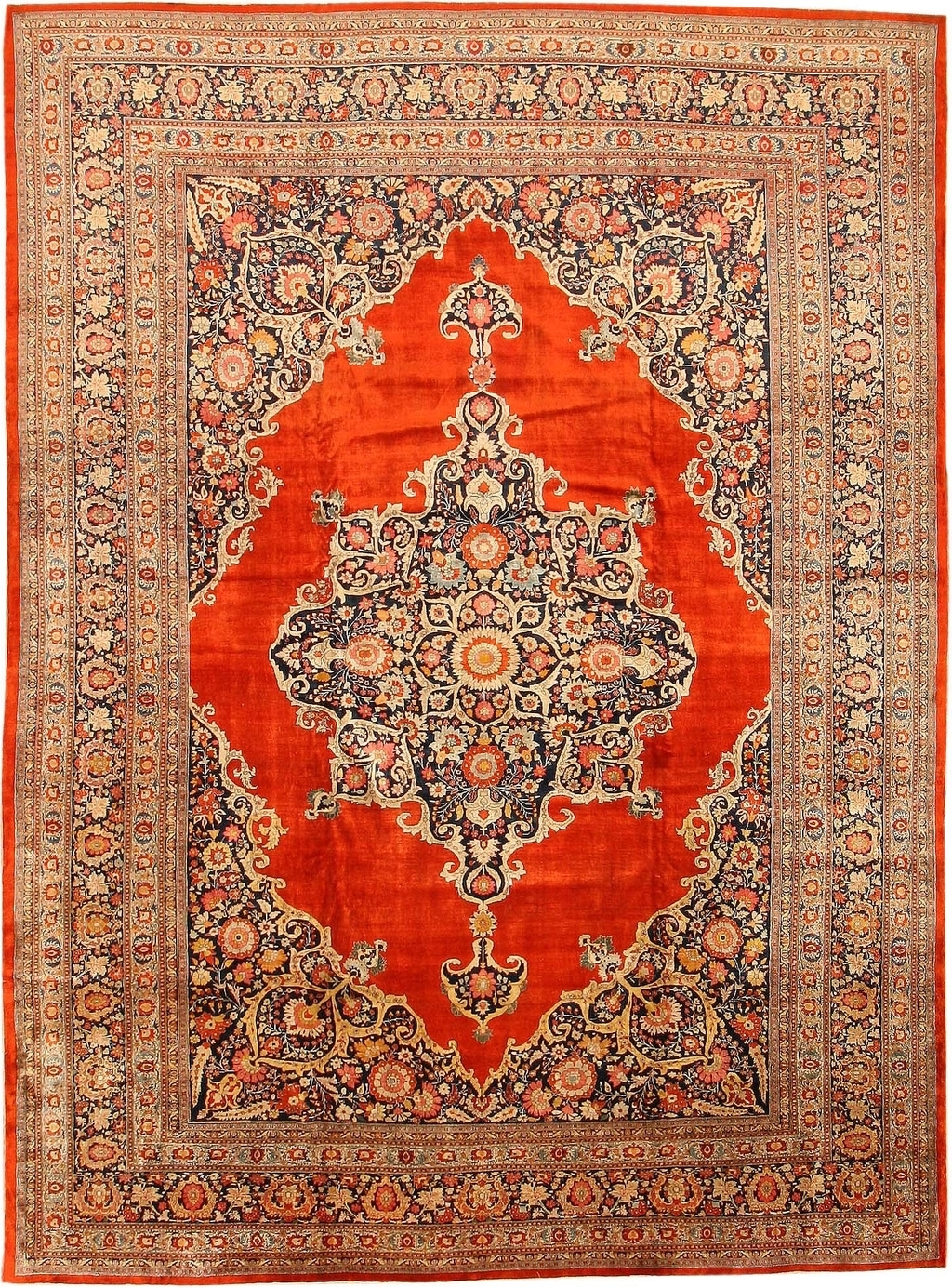 Featured Image of The Way To Differentiate Oriental And Persian Rugs