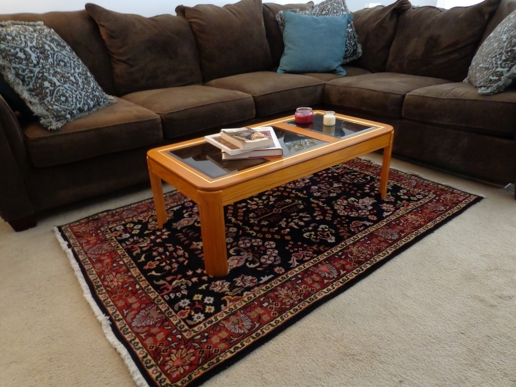 Persian Rugs Decor Guide For Living Room (Photo 3 of 24)
