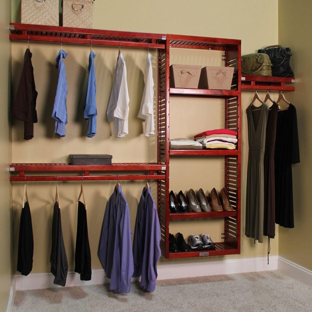 Best DIY Metal Closet Shelving (Image 1 of 4)