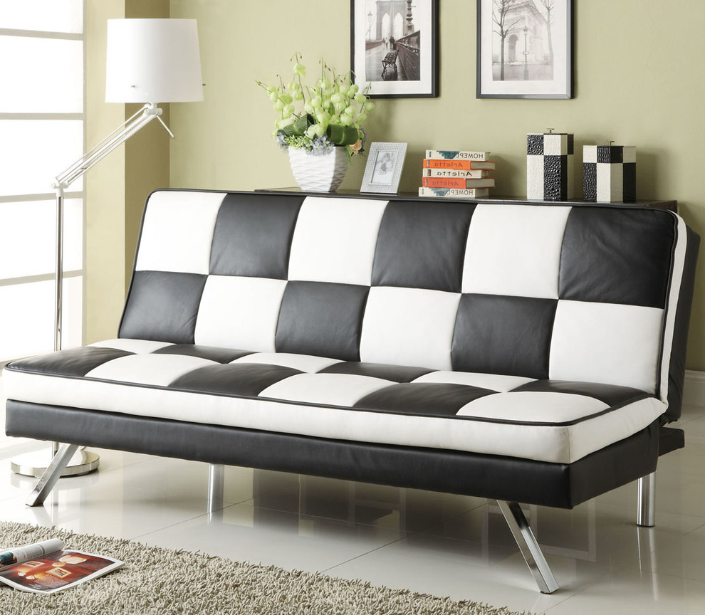 Black White Sofa Bed Ideas (Image 2 of 11)
