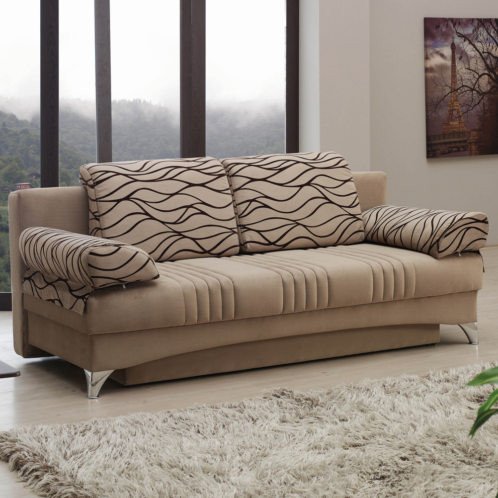 Elegance Sofa Bed  (Image 4 of 11)