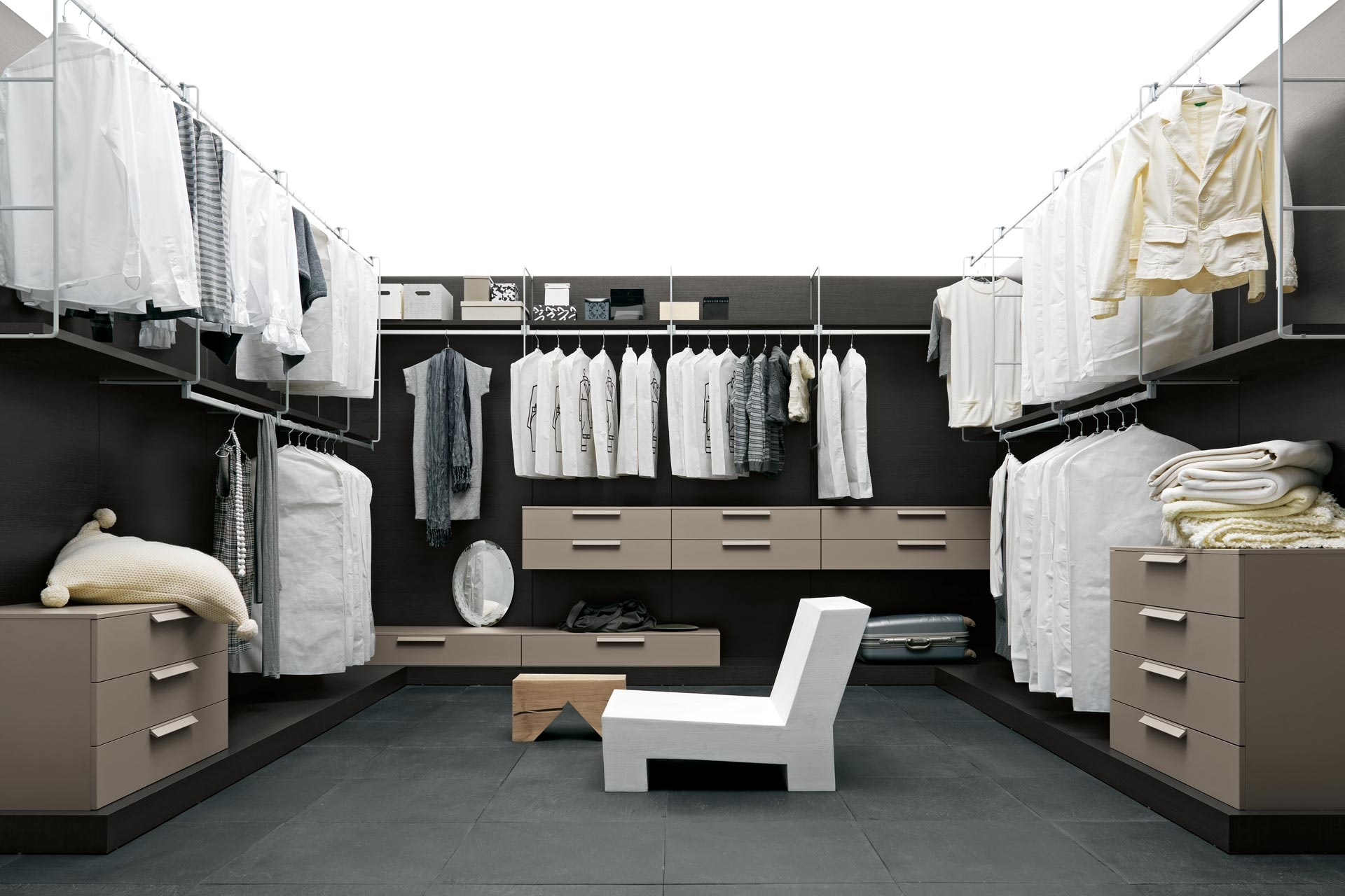 Latest Luxury Closet Shelving (Image 3 of 4)