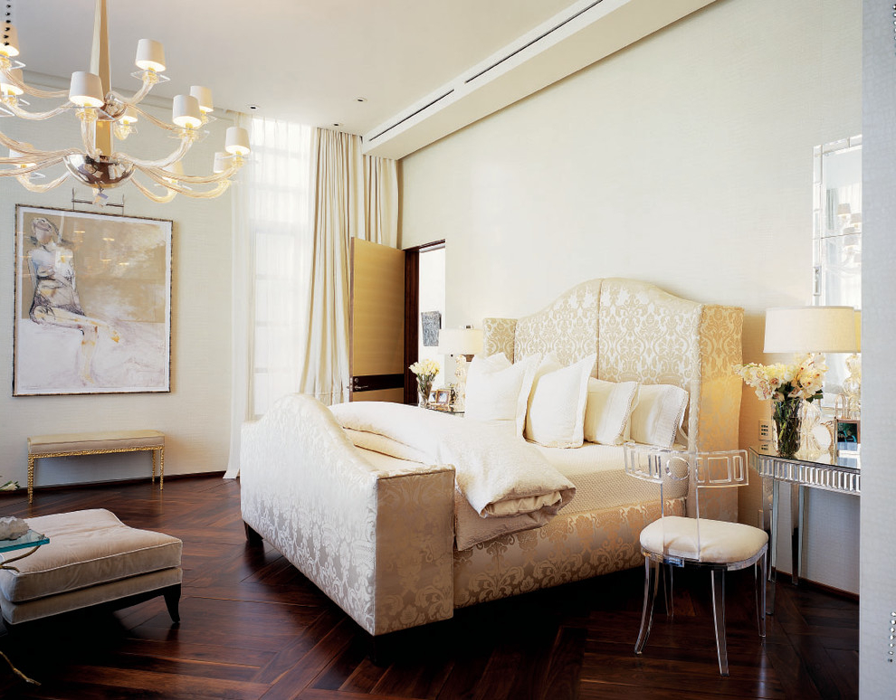 Pretty Elegant Bedroom (View 6 of 9)