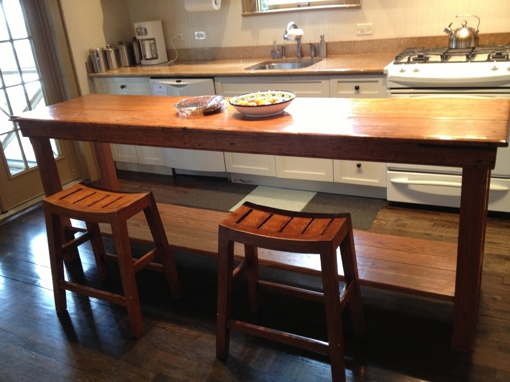 36×36 Traditional Kitchen Table (Photo 2 of 13)