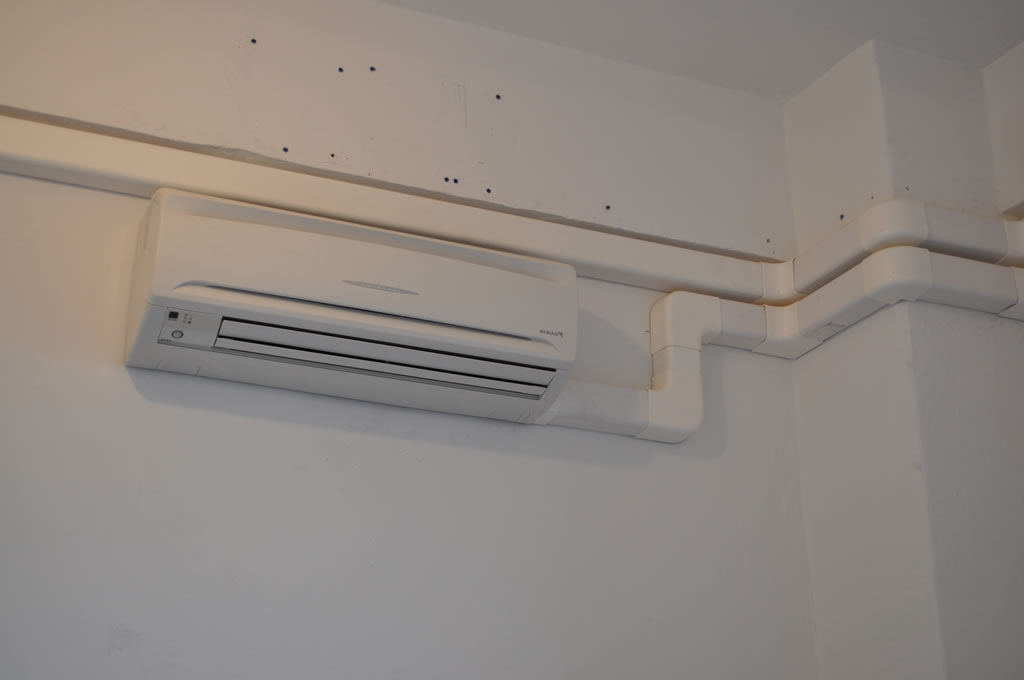 Air Conditioner For Living Interior (Image 3 of 19)