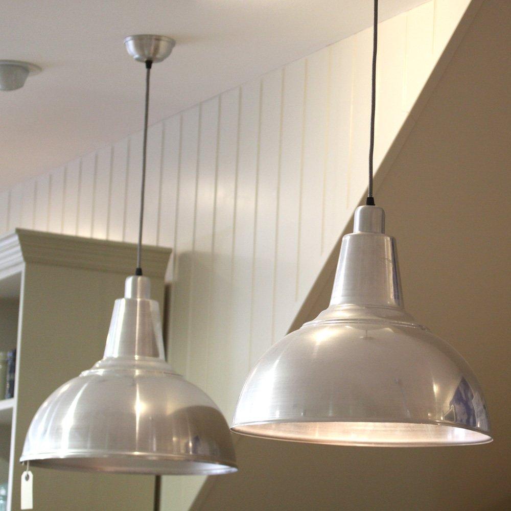 Alumunium Kitchen Light (Image 1 of 12)