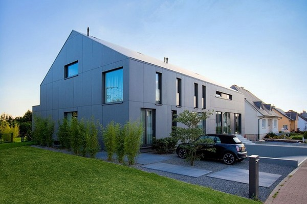 Beautifull  Simple Modern Garage Design Ideas (Image 2 of 9)