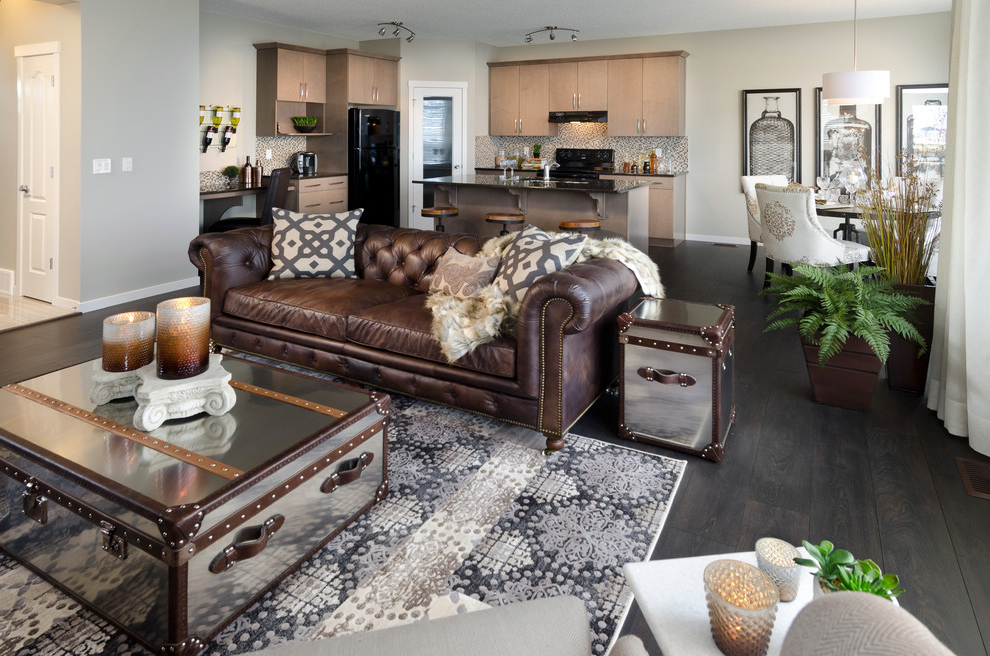 Best Contemporary American Leather Sofa (View 5 of 17)
