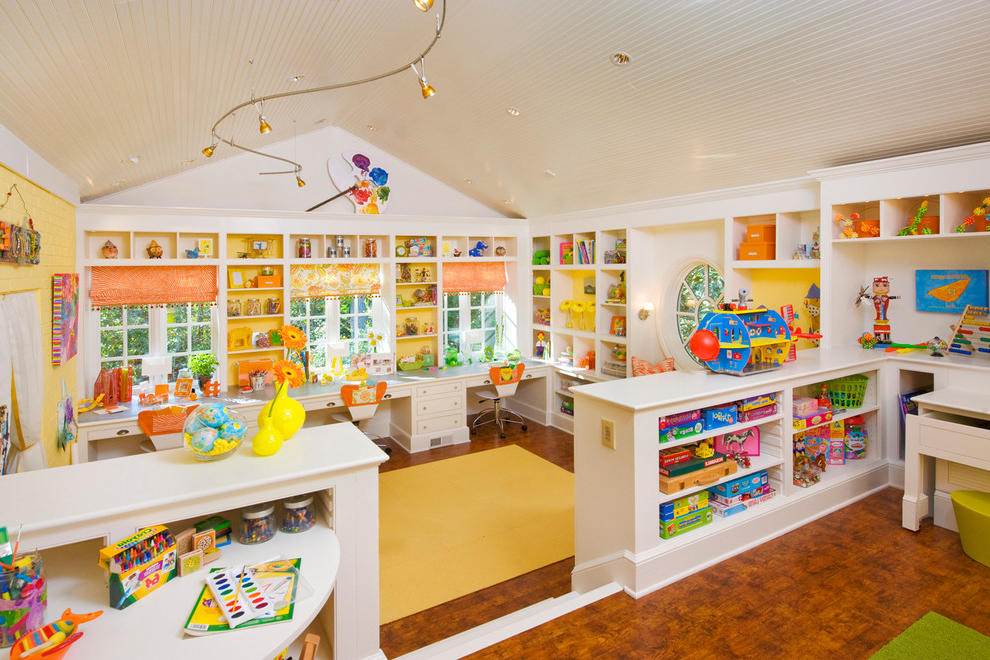 Tips for Assembling a Beautiful Playroom