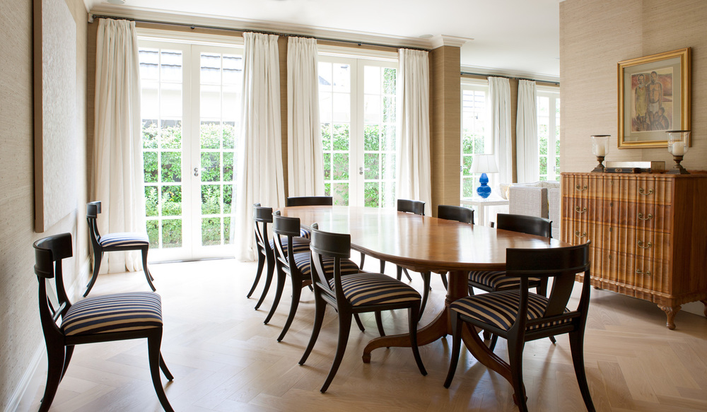Best Stylish Formal Dining Room (View 8 of 30)