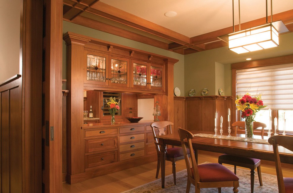 Best Wooden Dining Room Buffet Table (Image 1 of 8)