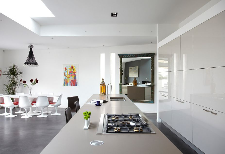 Charming Modern Contemporary Kitchen Cooking Table (View 2 of 8)