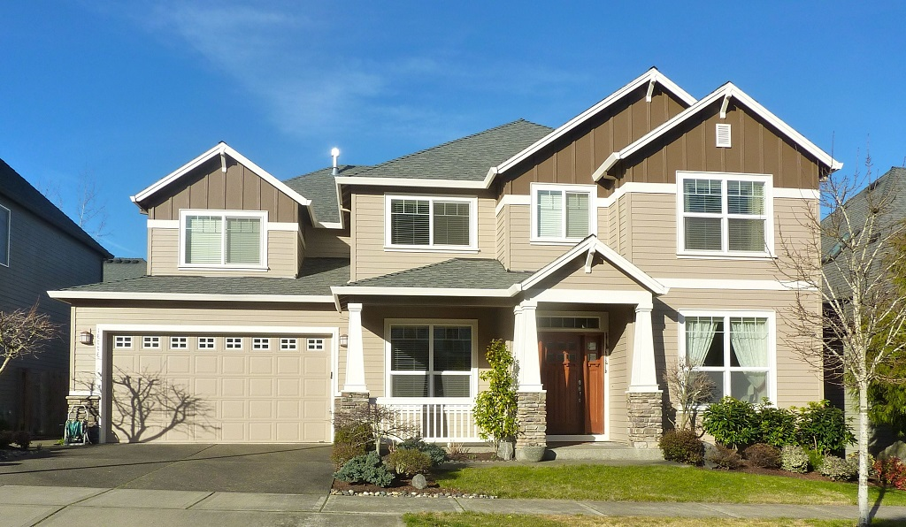Gorgeous House Exterior Paint Colors Ideas #554 | House ...