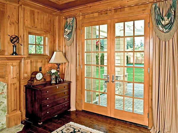 Featured Image of Why Wood French Door ?
