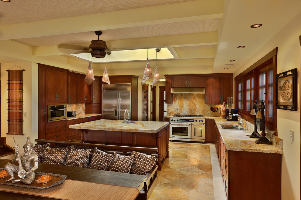 Contemporary Asian Kitchen Cabinets Ideas (View 6 of 10)