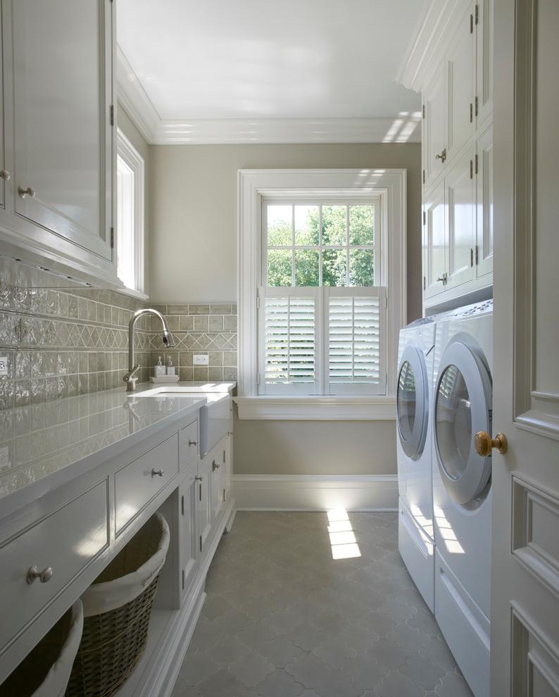 Custom designed laundry room ideas 622 house decor tips for Chambre 8x10