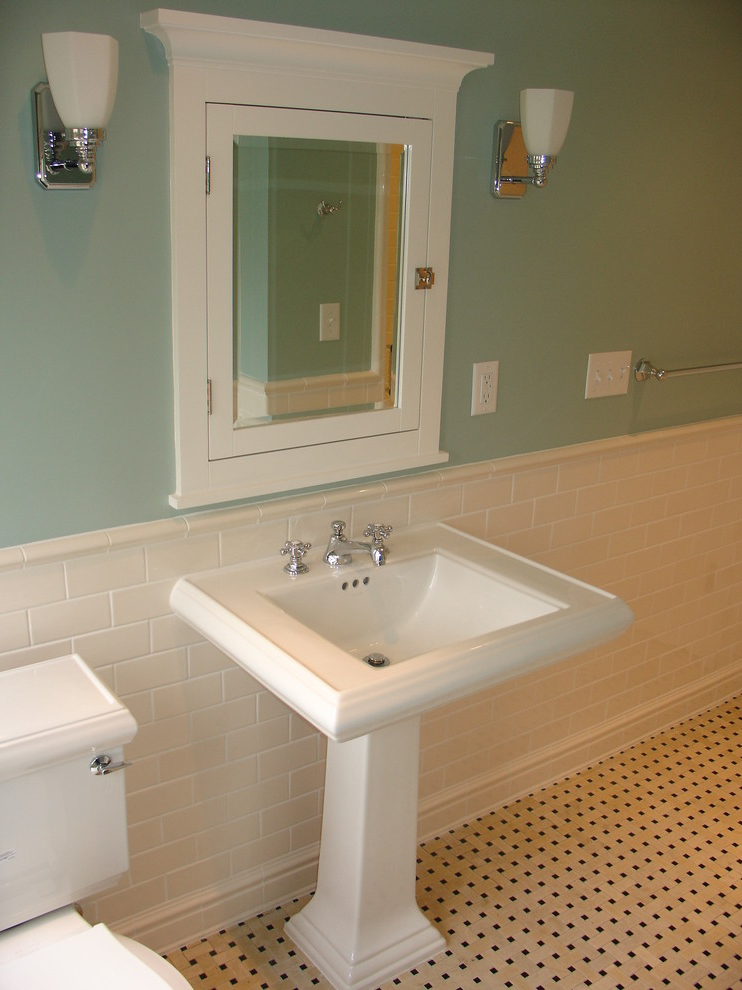 Custom Medicine Cabinets For Bathroom (Photo 1 of 6)