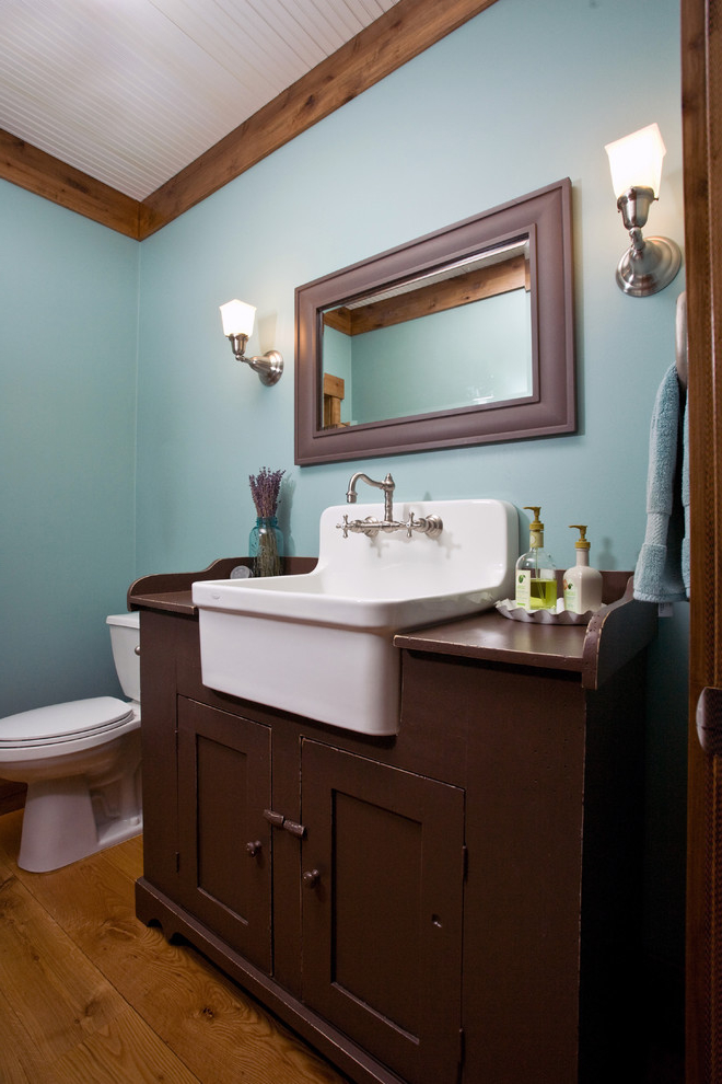 DIY Small Bathroom Mirrors Decor (Image 6 of 16)