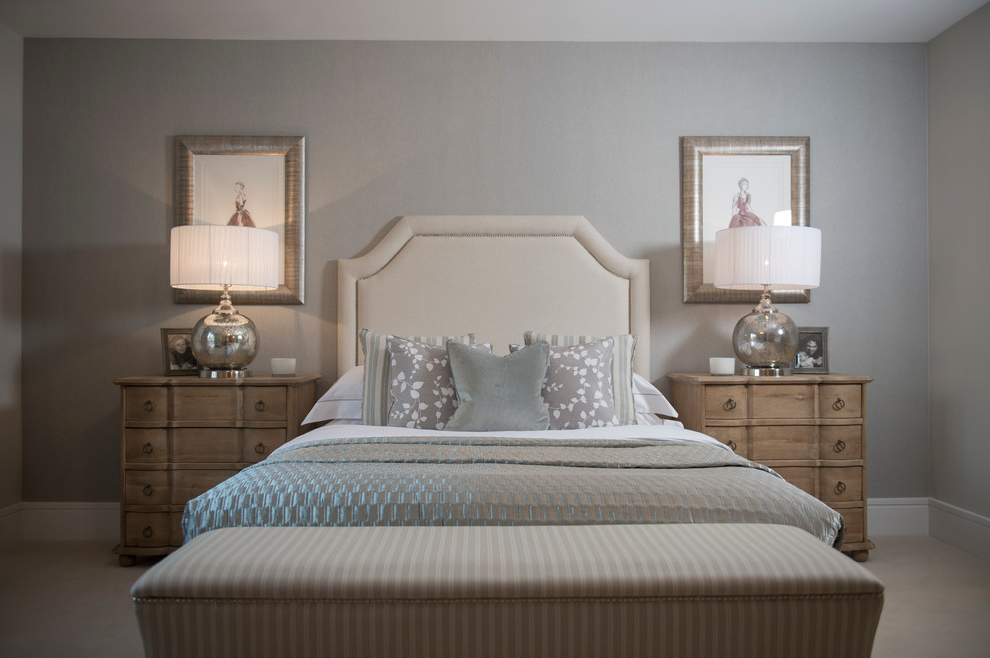 Decorative Cushions For Bedroom Gray Theme (Image 4 of 12)