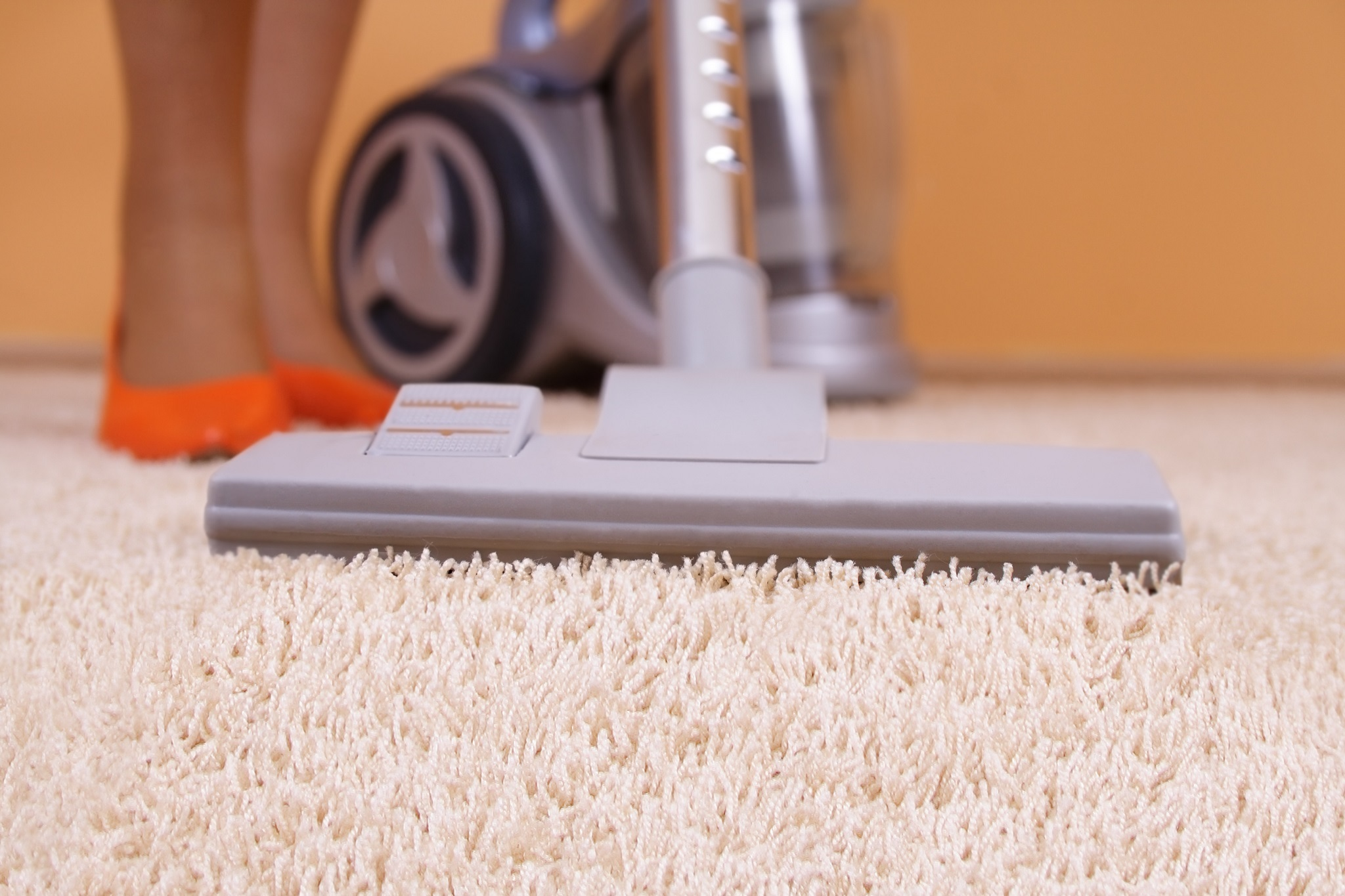 Easy Carpet Cleaning Steps (Image 1 of 8)