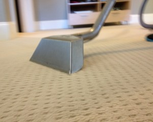 Easy Carpet Cleaning with Vacuum Cleaner