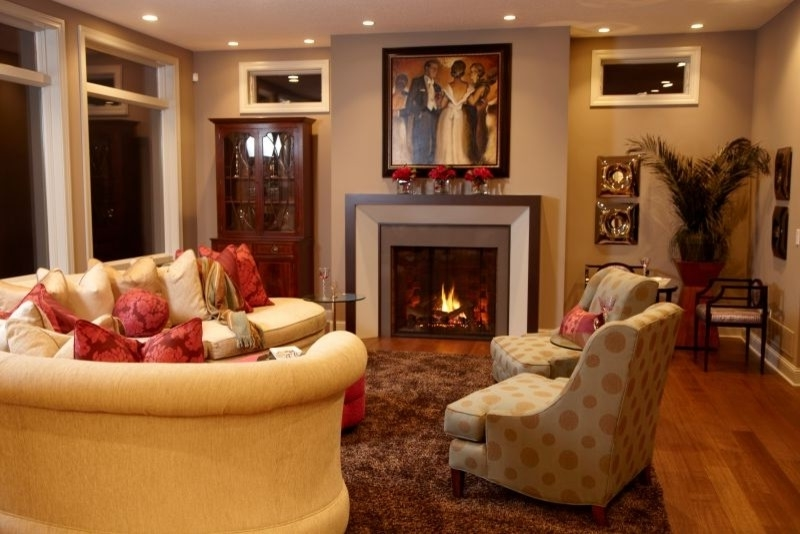 Easy Decorating Victorian Living Room (Image 3 of 4)