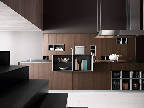 Elegan Contemporary Kitchen Cooking Table (View 3 of 8)