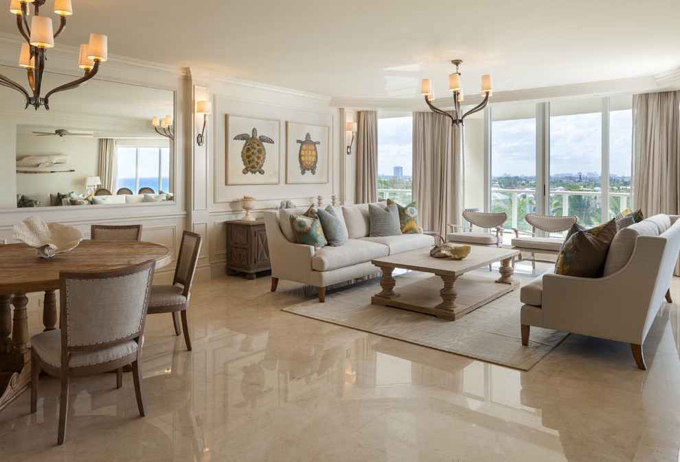 Lovely Living Room Marble Floor Picture Modern White Flooring For Good Looking