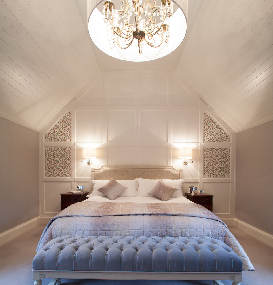 Elegant White Bedroom Cushions (Image 8 of 12)
