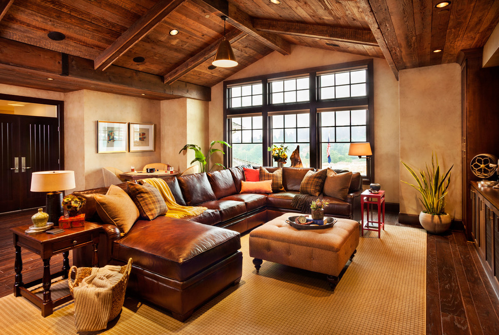 Tips To Decorate Brown Leather Sofa 332 House Decor