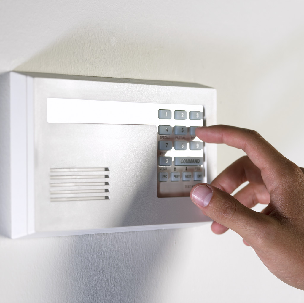 Home Alarm Security Ideas (View 2 of 6)