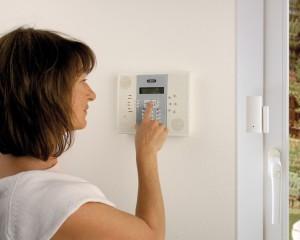 Home Security Alarm Installation