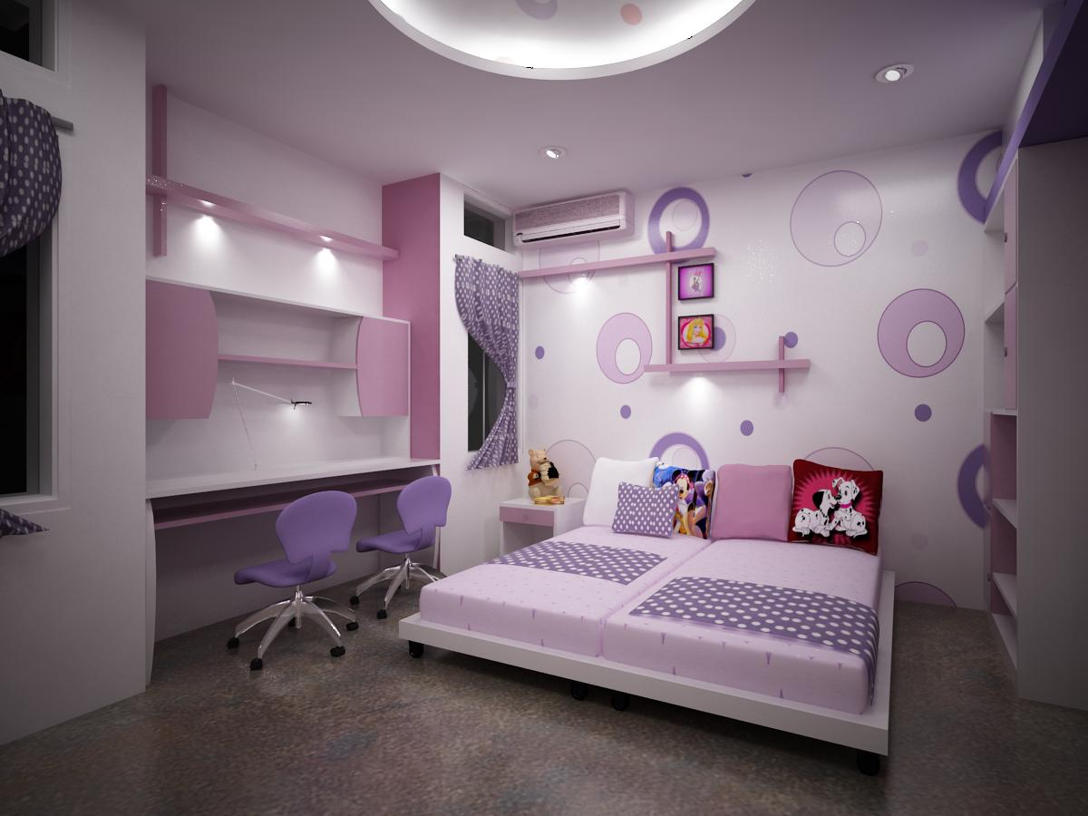 Kid Background Interior Design (Image 7 of 8)