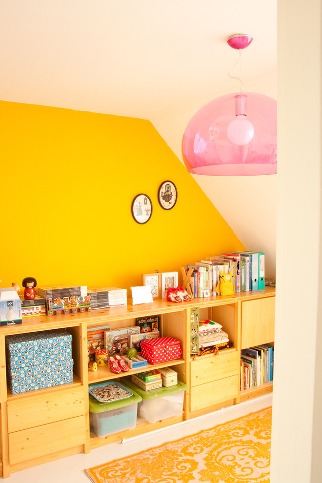 Kids Playroom Wall Paint Color (Image 6 of 9)