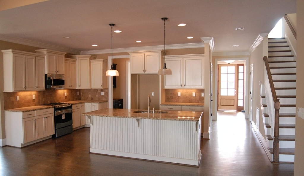 Featured Image of Kitchen Countertops With White Cabinets Ideas