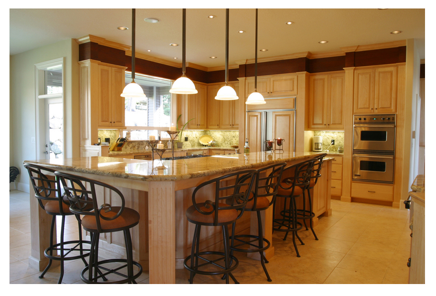Kitchen Lighting Best Pictures (Image 9 of 12)