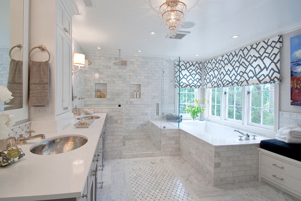 Large Space Bathroom Renovation  (Image 6 of 10)