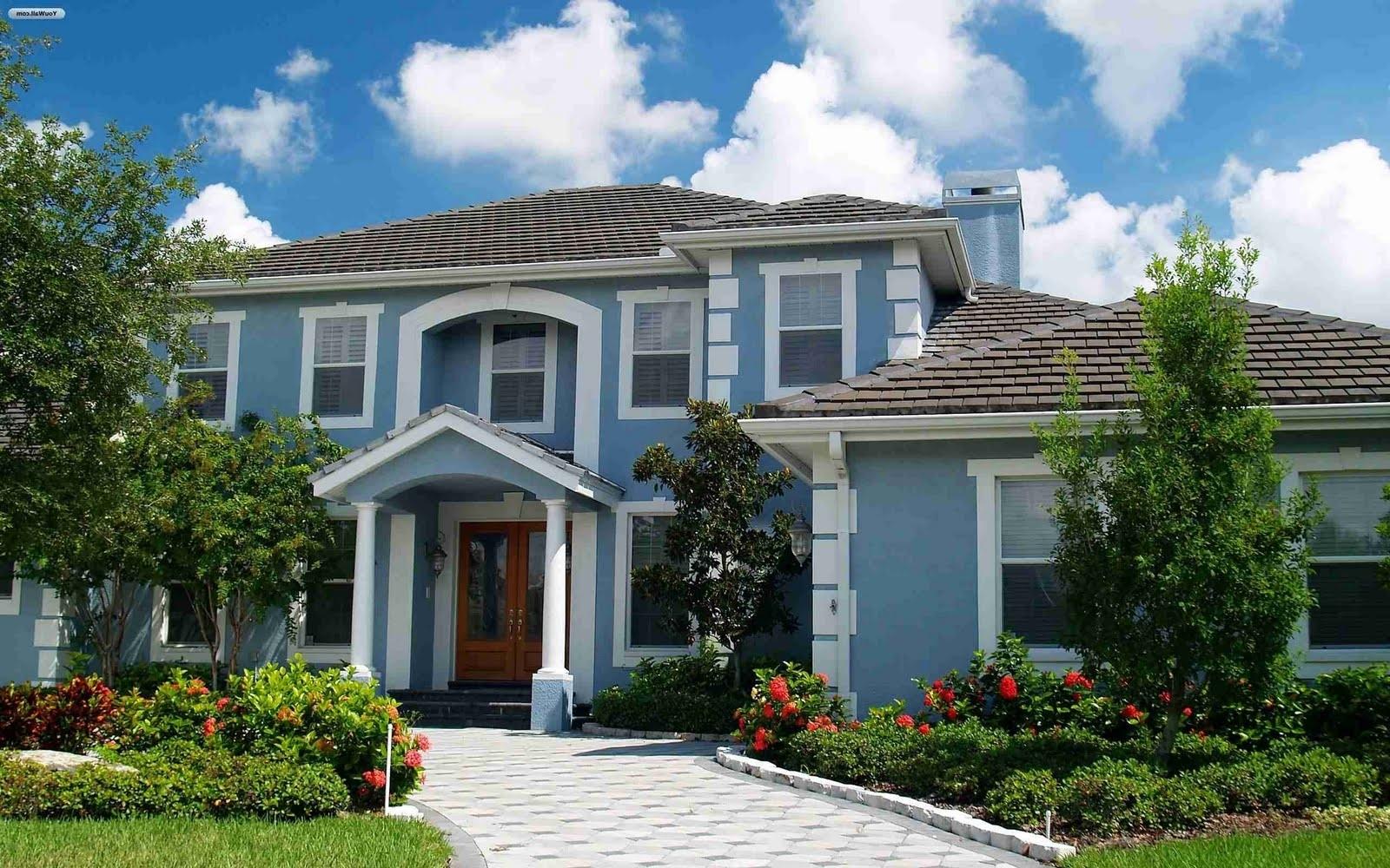 Gorgeous House Exterior Paint Colors Ideas 554 Exterior