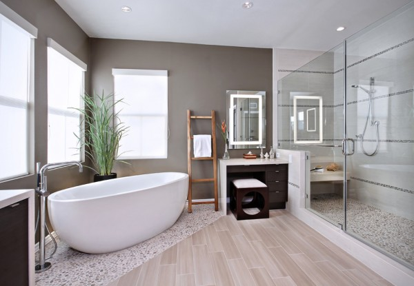 Los Angeles Master Bathroom Remodeling