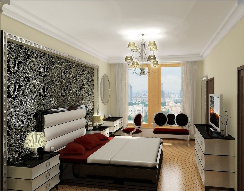Luxurious Bedroom Apartment  (Image 14 of 21)