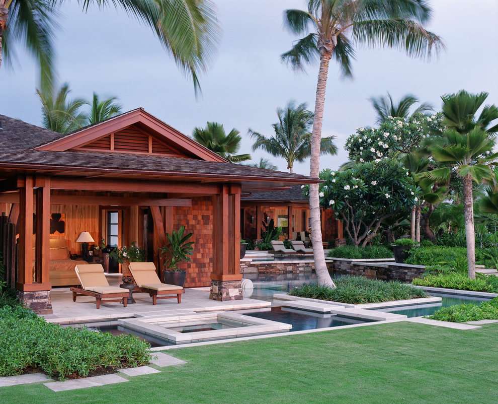 Luxury Tropical Garden With Pool (View 5 of 8)