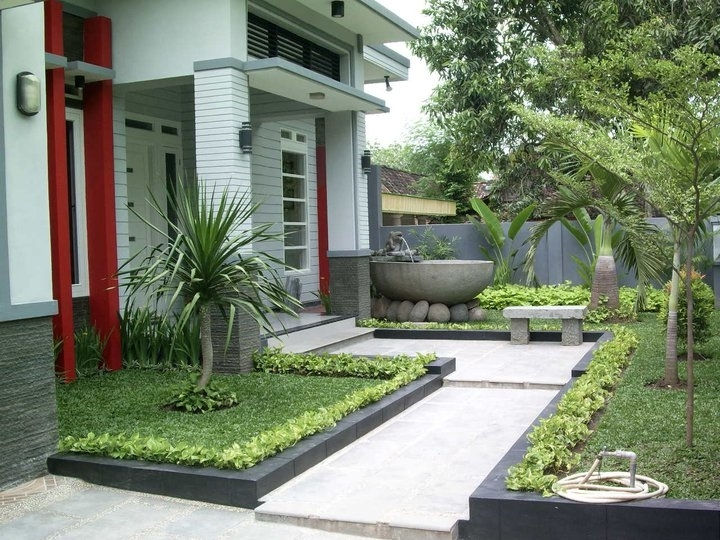 Garden: Small Front Garden Design Ideas (#3 of 5 Photos)