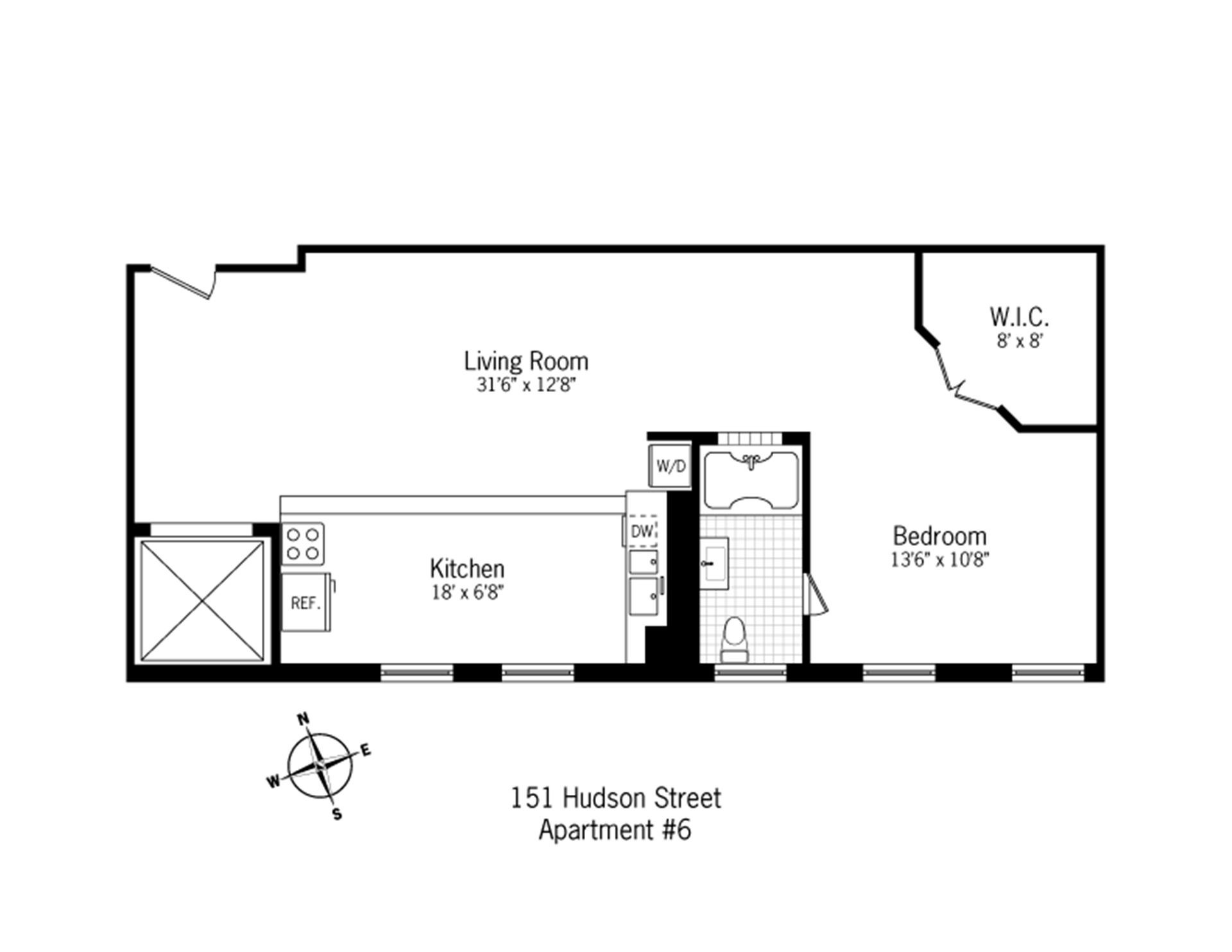 New York City Kitchen Design Layout (Image 8 of 16)