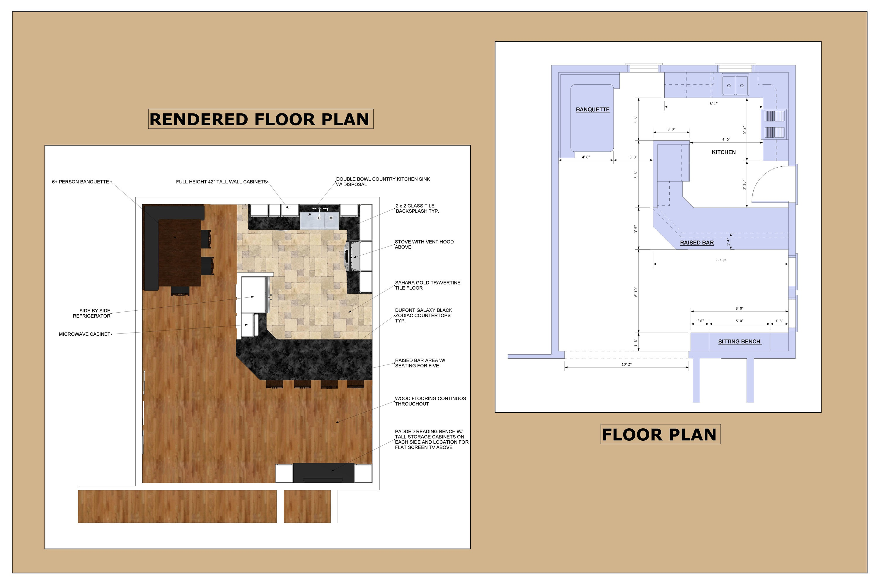 New York City Kitchen Floor Plans (Image 9 of 16)