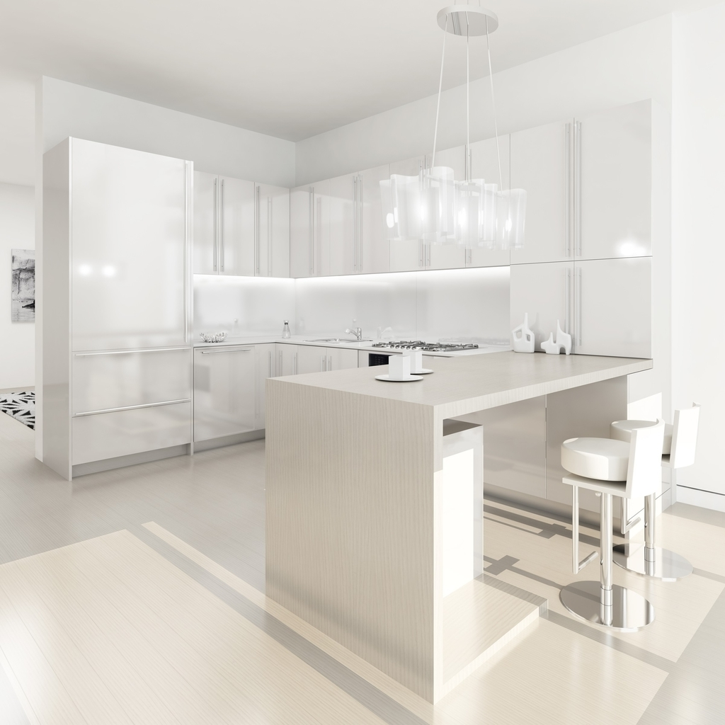 New York City Kitchen Glamour Concept (Image 10 of 16)