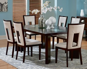 Oriental Asian Dining Room Style